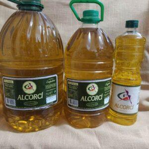 Aceite de oliva Alcorci