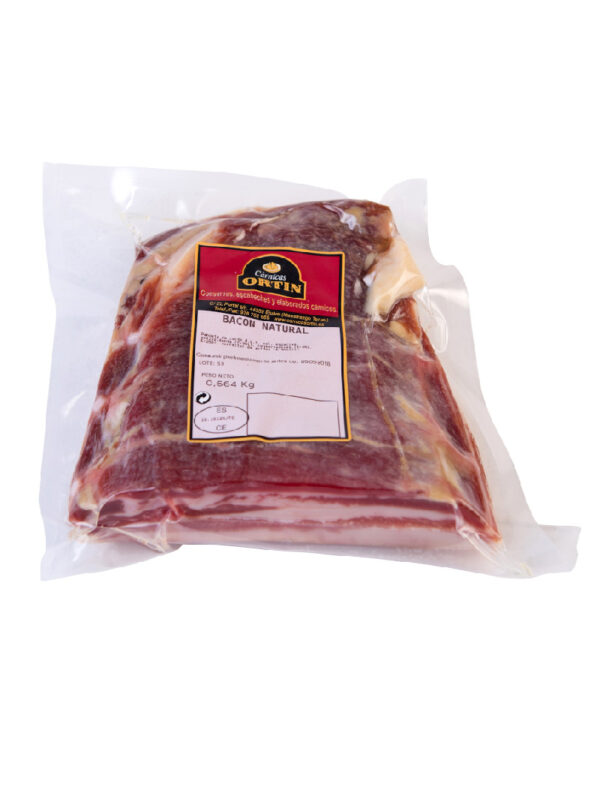 Bacon natural